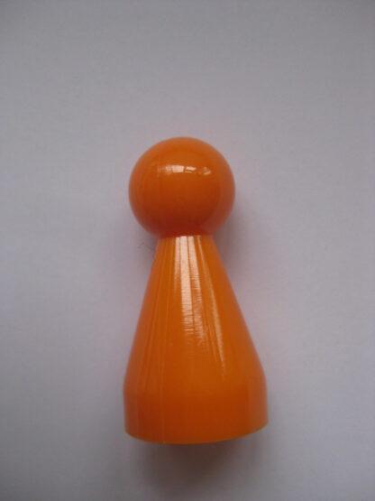 Halma pion plastic 12x24mm