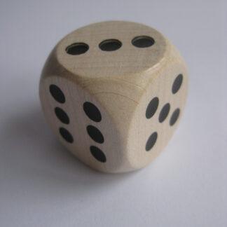 dobbelsteen hout algemeen