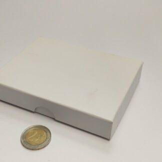 kaartdoosje karton 120x90x20mm bodem-deksel - dicht