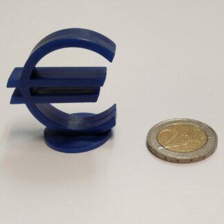 pion-figuur plastic euroteken 39x25mm