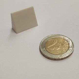pion plastic driehoek 20x10x18mm