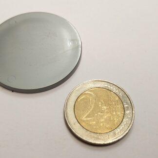 fiche rond plastic 42mm