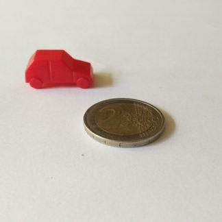 spelfiguur auto plastic