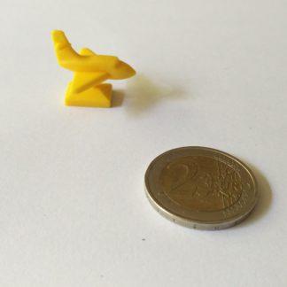 spelfiguur vliegtuig plastic