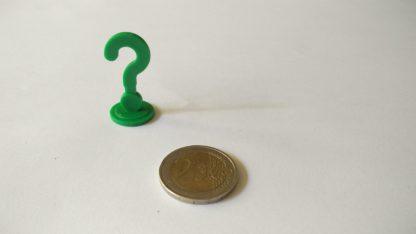 spelfiguur vraagteken plastic